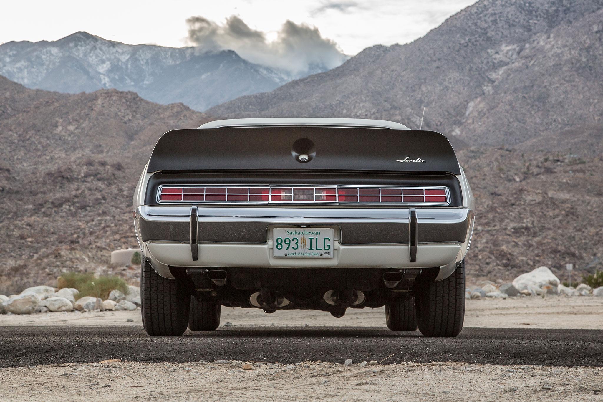 Collectible Classic: 1971-1974 AMC Javelin