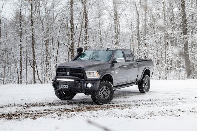 2015 AEV Prospector Ram 2500 Power Wagon Review