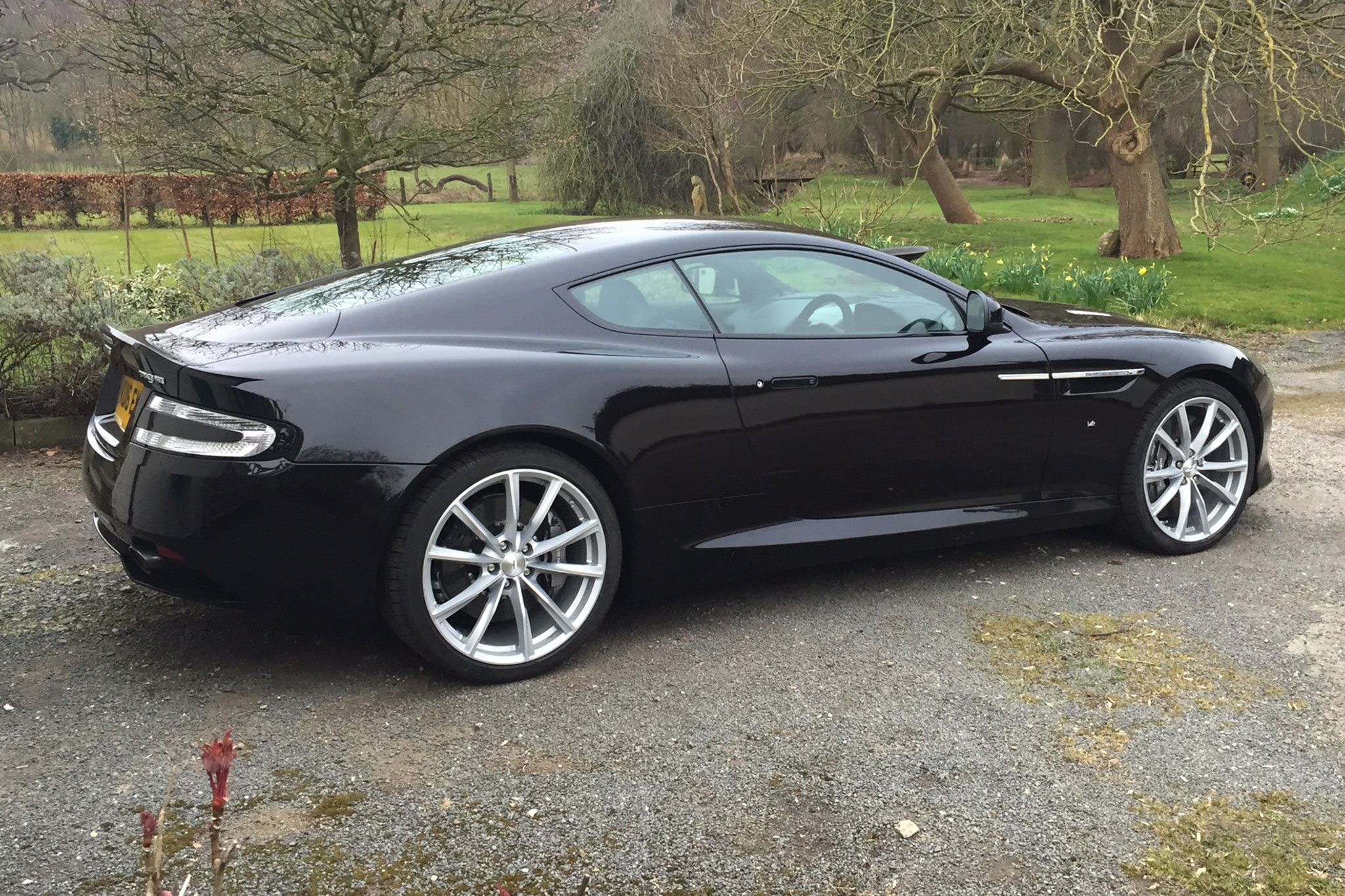 The Aston Martin DB GT And The Incoming DB - 2018 aston martin db9