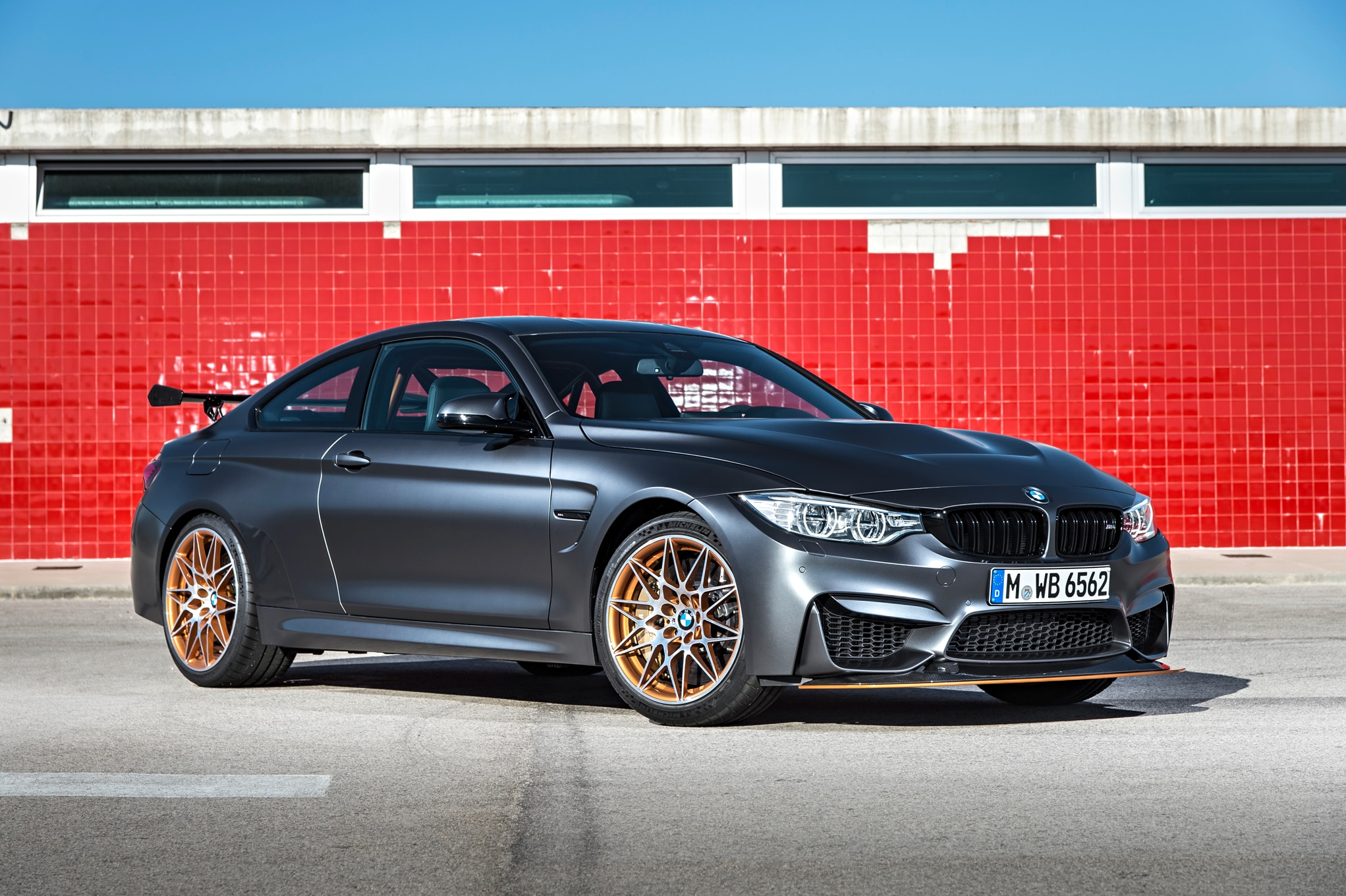 BMW M4 Gts For Sale >> 2016 BMW M4 GTS Review