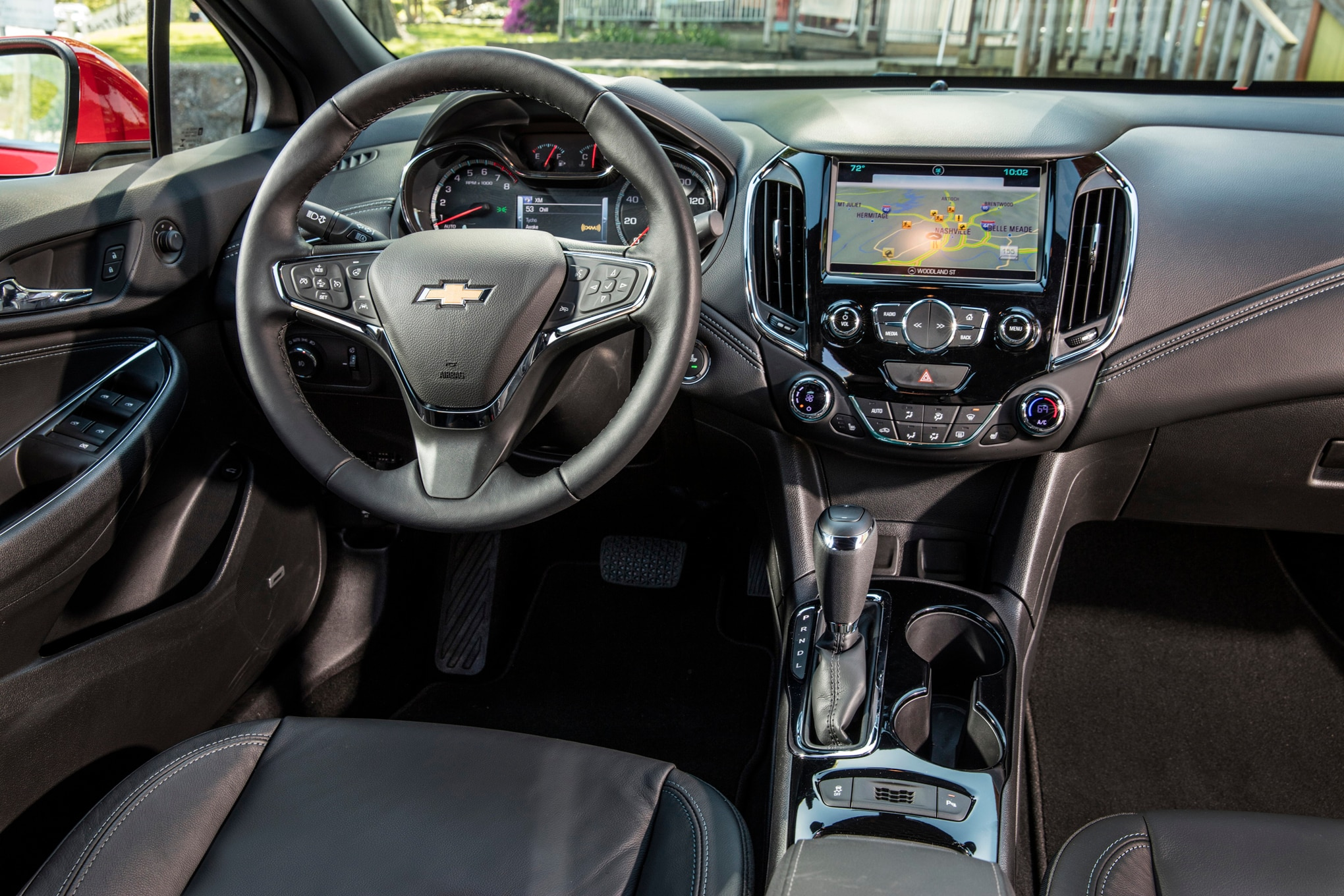 The Diesel is the Enthusiast's Chevy Cruze   Automobile Magazine
