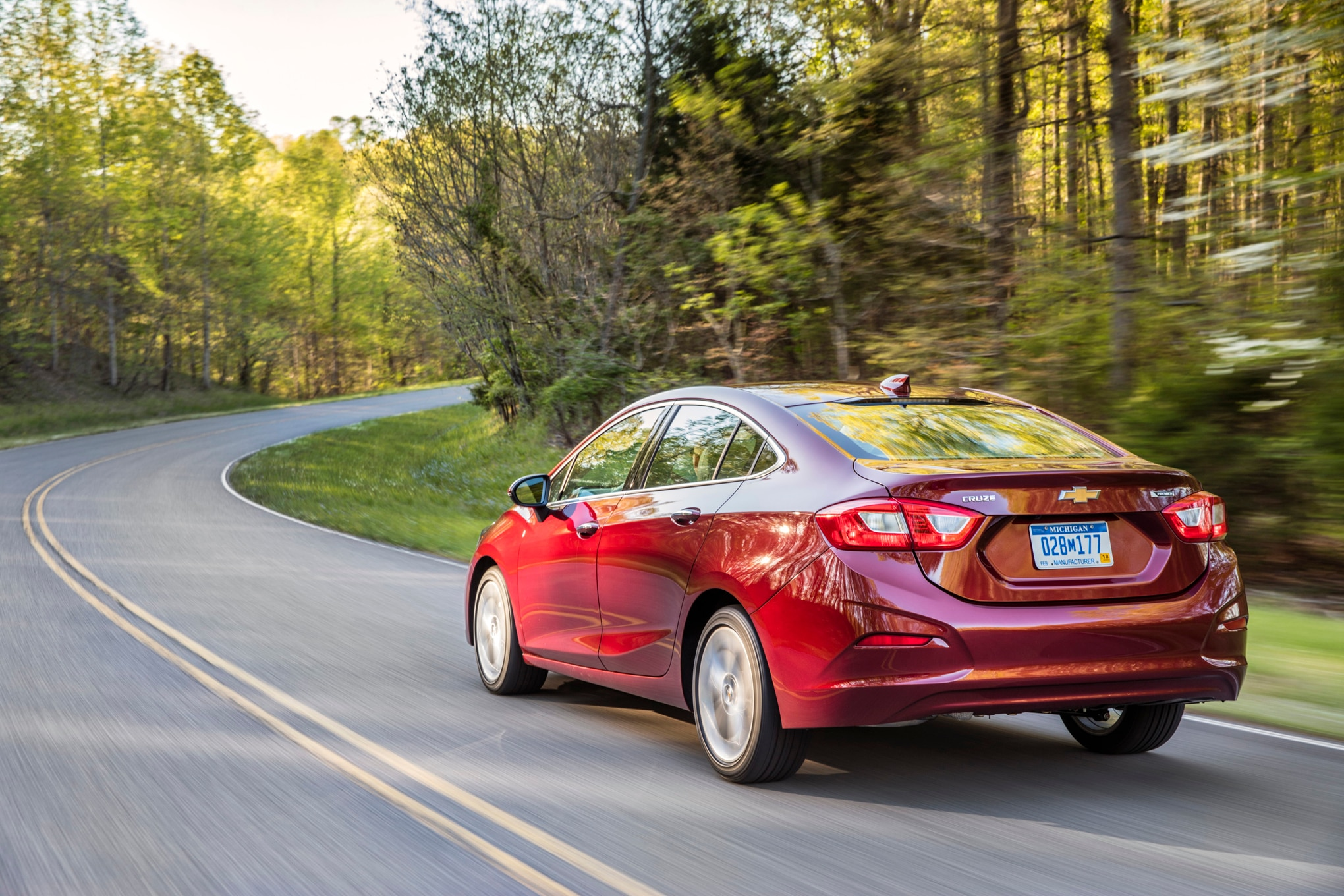The Diesel is the Enthusiast's Chevy Cruze | Automobile Magazine