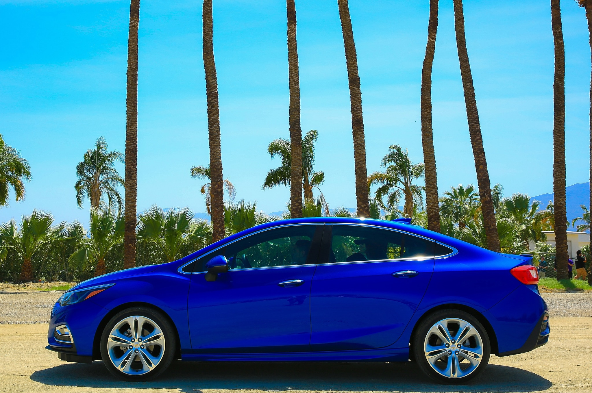 The New Cruze