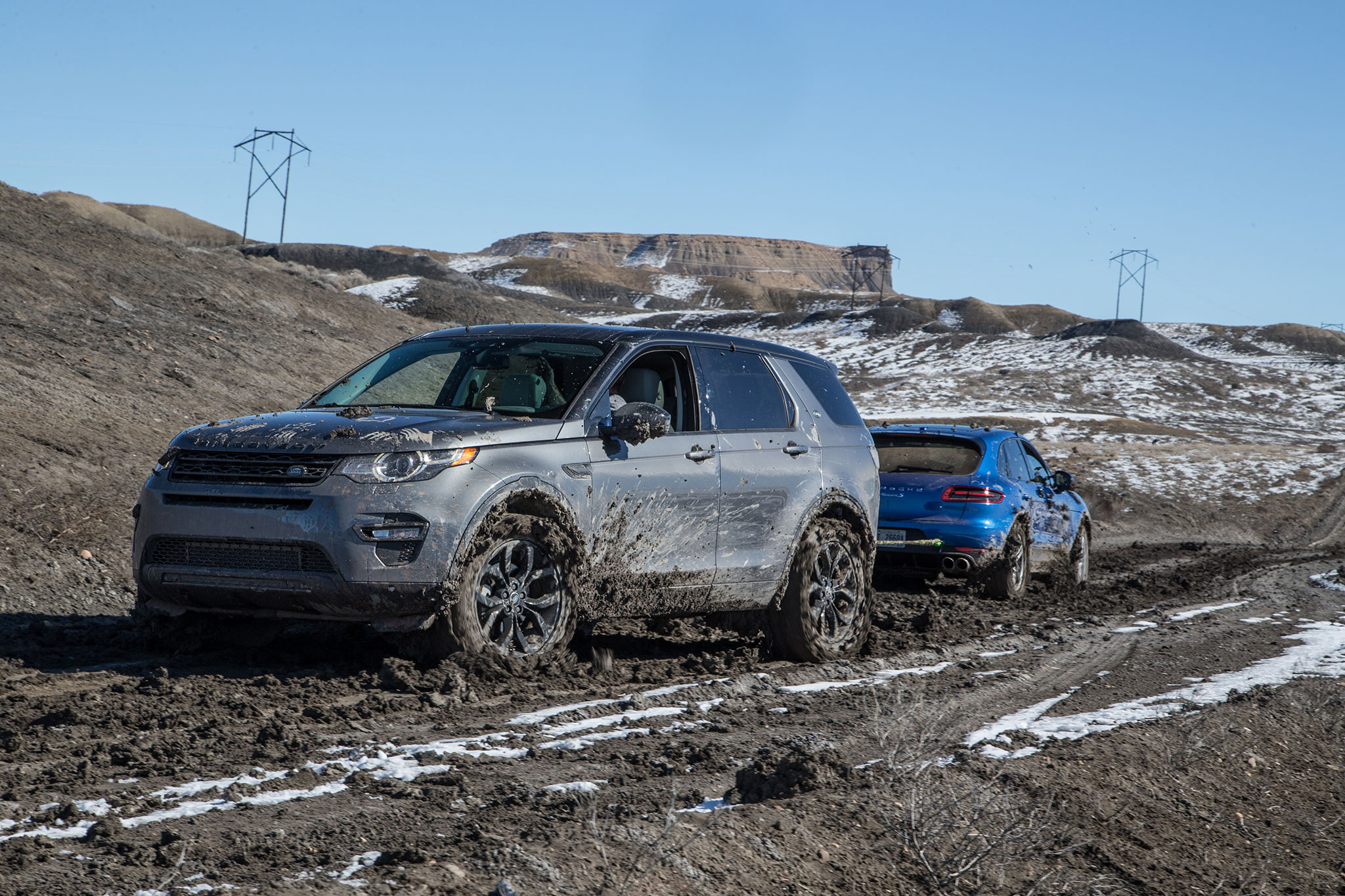 2016 Land Rover Discovery Sport Rove Lightly Discover