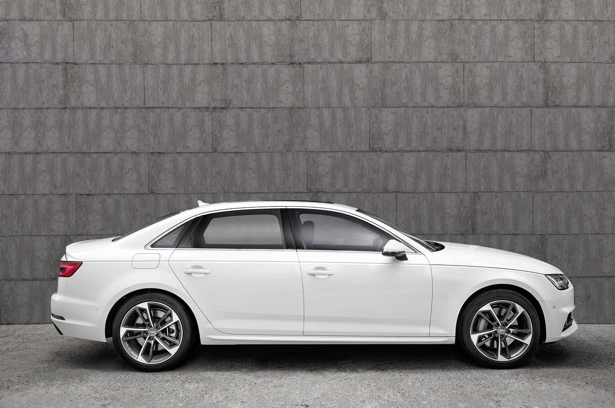 2017 Audi A4 L Chinese Market 2