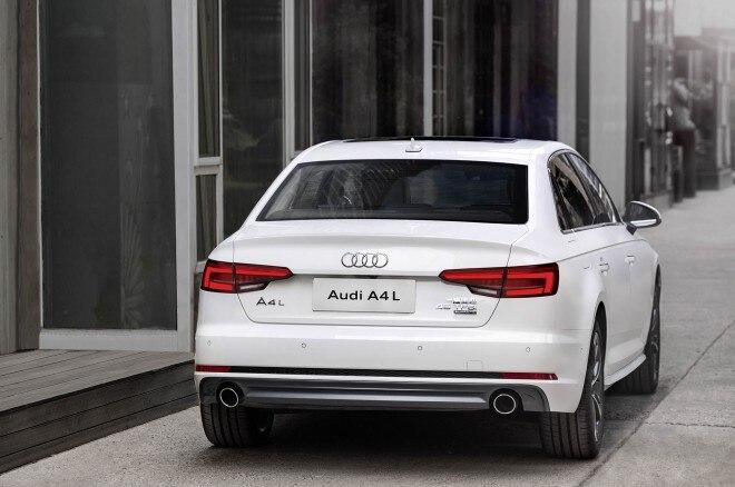 2017 Audi A4 L Chinese Market 3