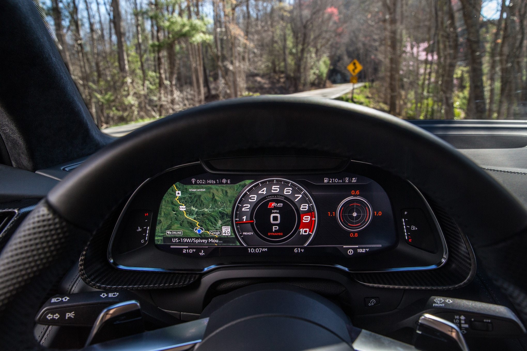 The Audi R8 Takes A Step Back Automobile Magazine