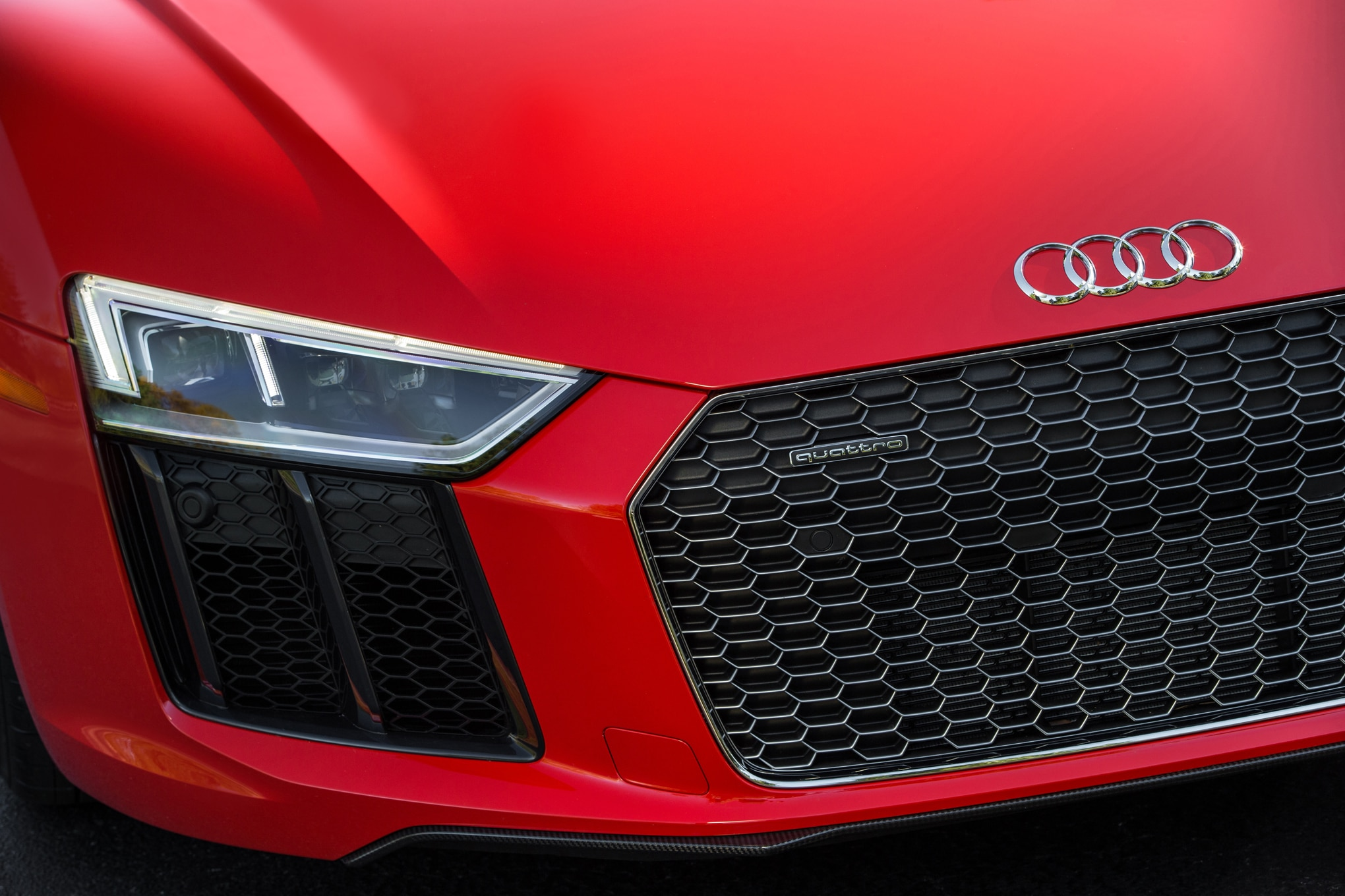 Everything You Want: 2017 Audi R8 V10 and V10 Plus Review