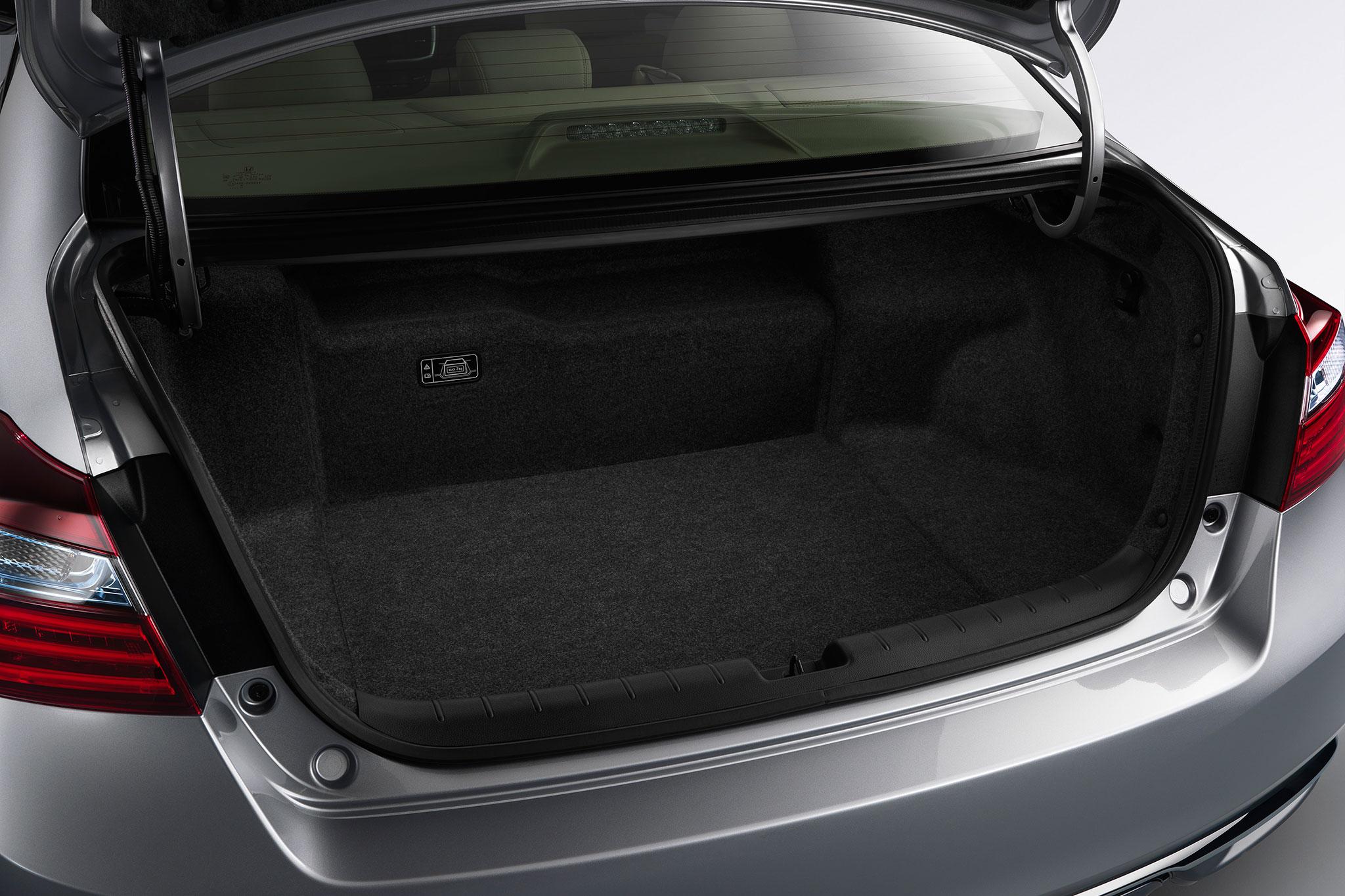 2017 Honda Accord Hybrid Gets More Power, Improved Efficiency   Automobile Magazine