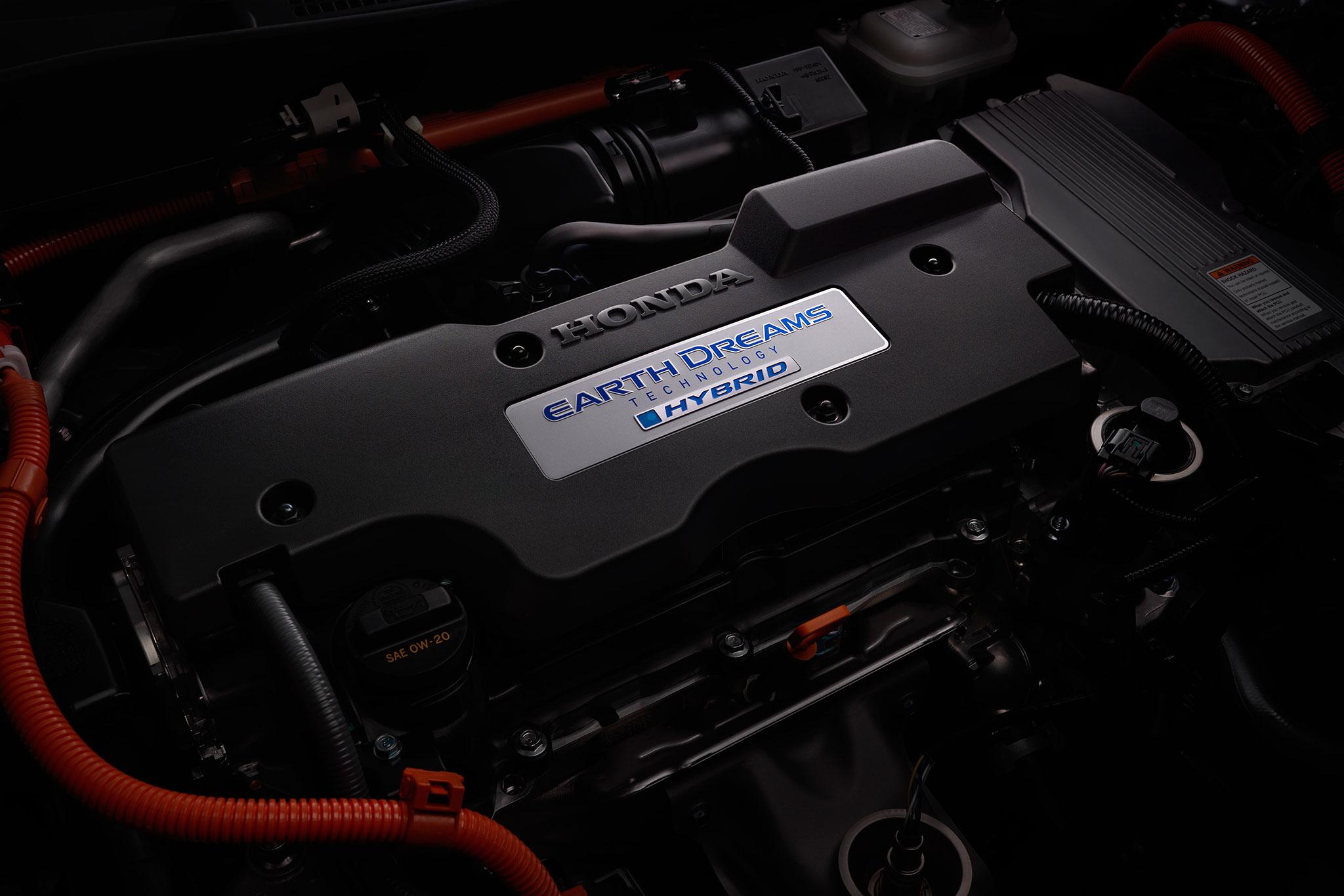 honda accord hybrid   power improved efficiency automobile magazine