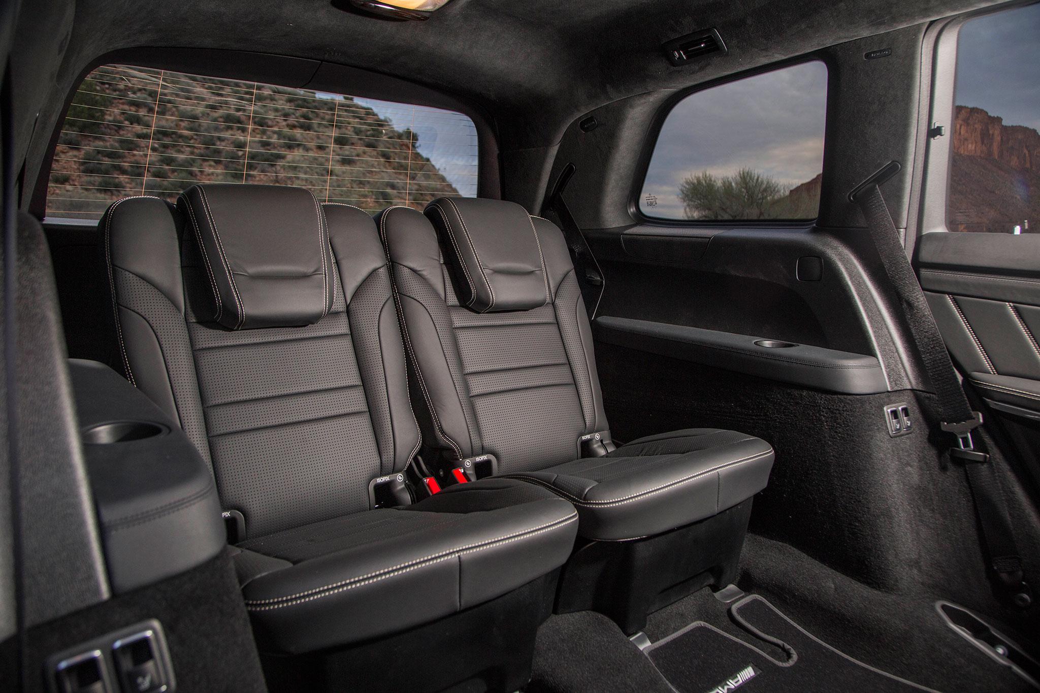 2017 Mercedes Amg Gls63 Review