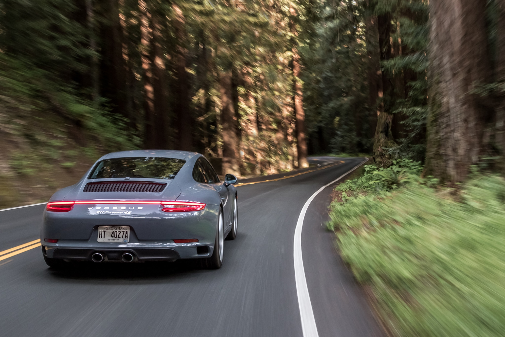 2017 porsche 911 carrera second drive review