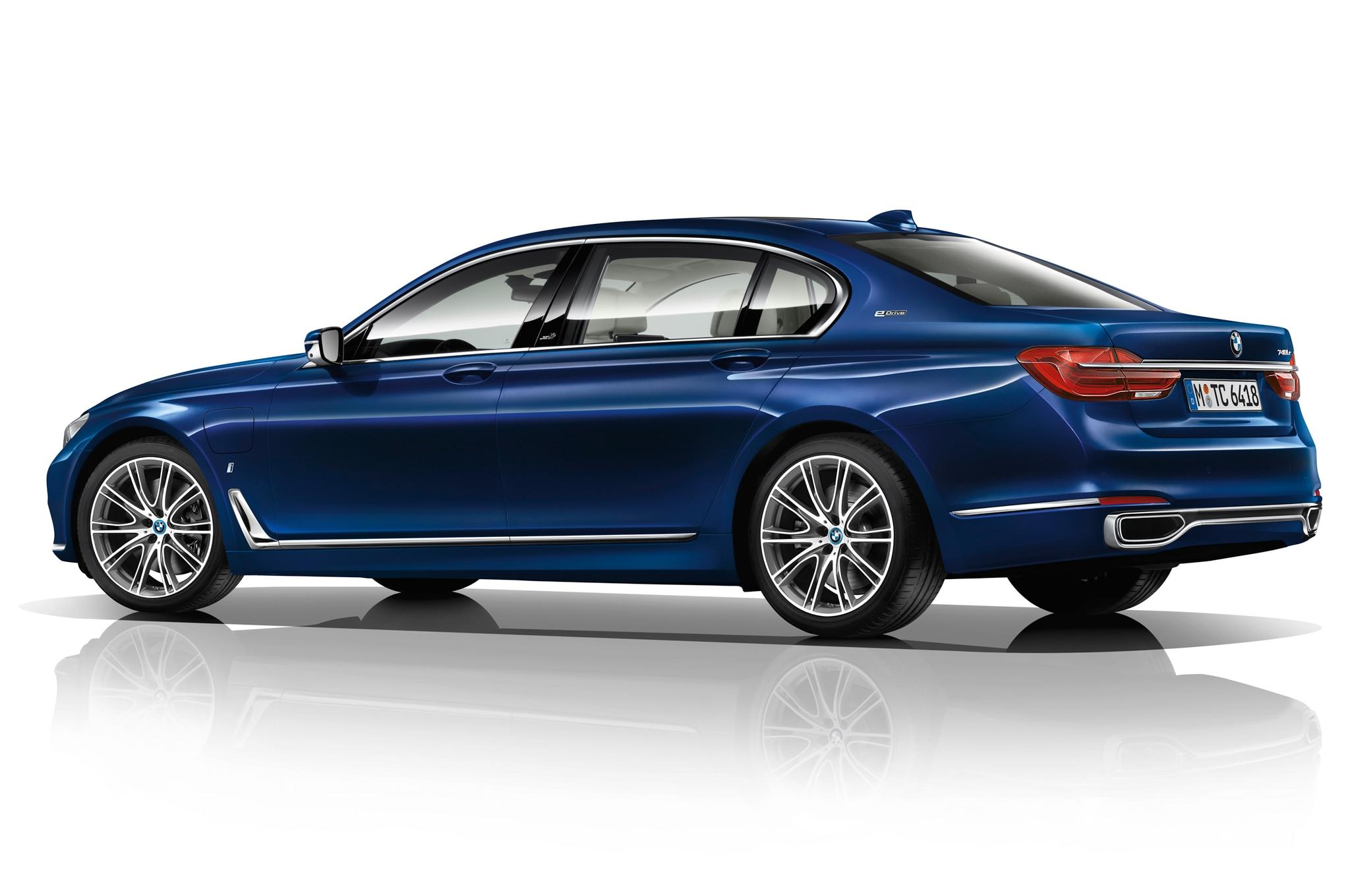 2bdc22b89628 Special-Edition 7 Series Celebrates BMW s Centennial
