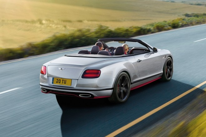 Bentley Continental Gt Speed Packs Even More Power Adds Black