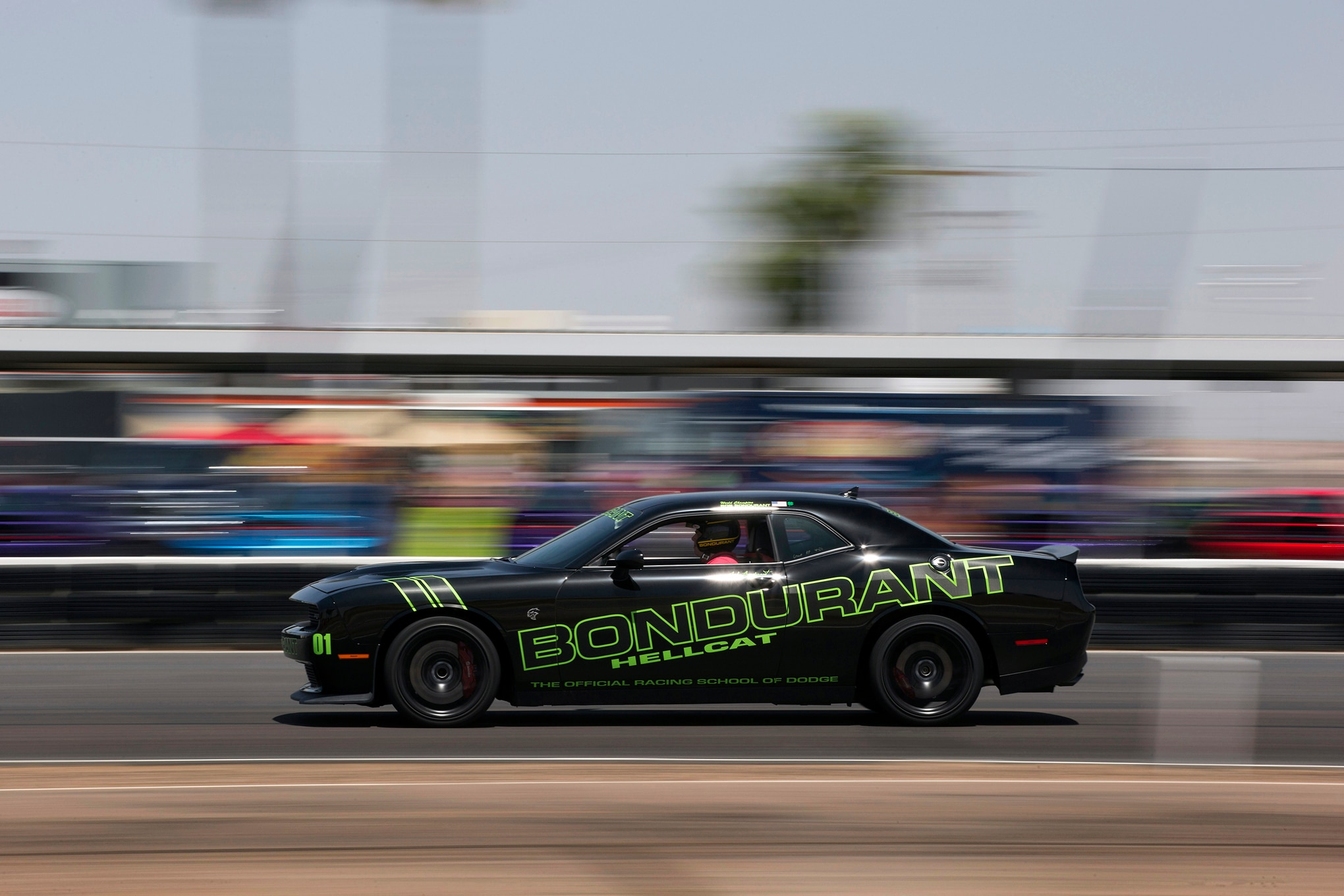 Hooning Vipers And Hellcats At The Srt Bondurant Racing School