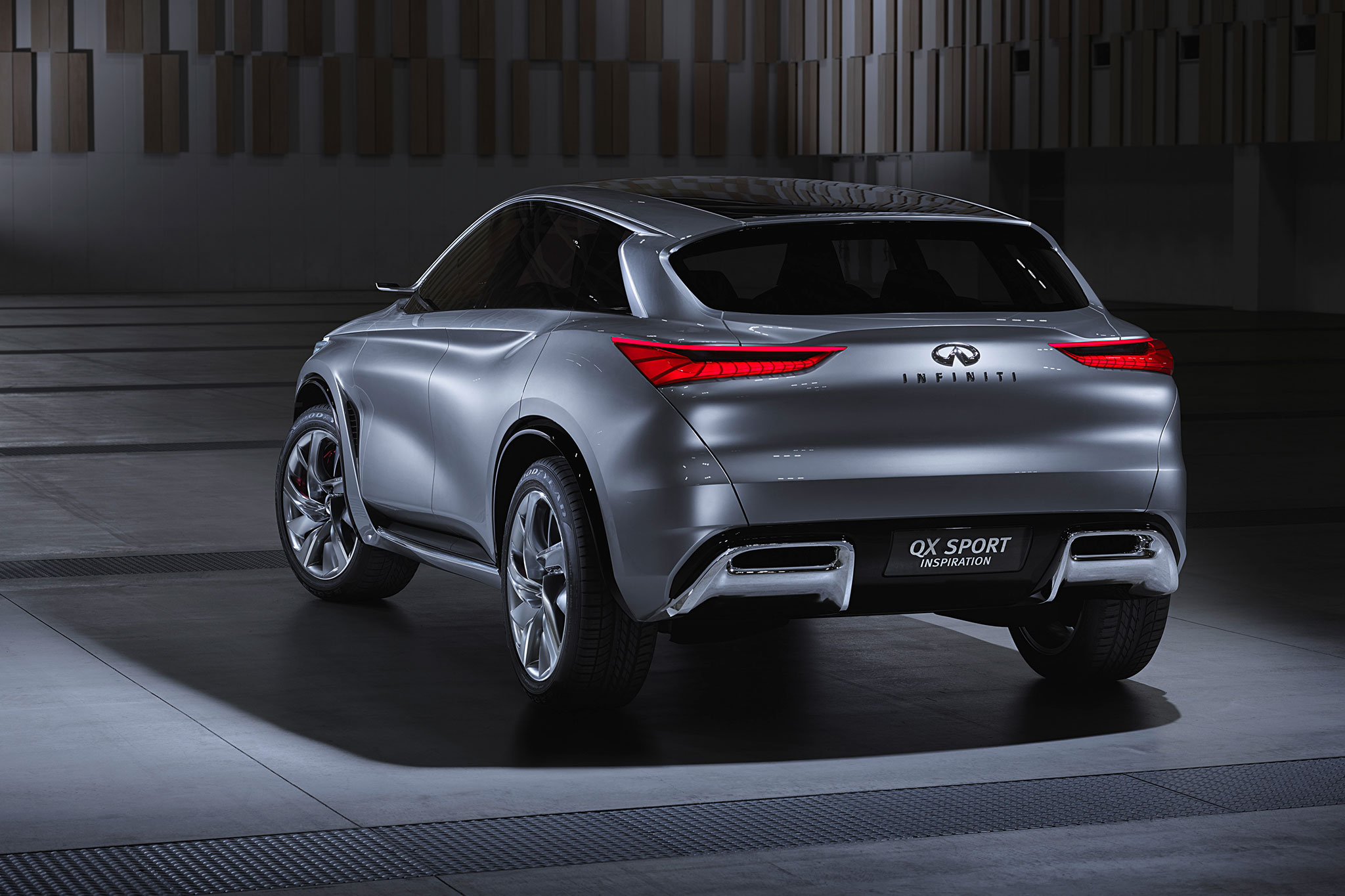 infiniti qx sport inspiration concept shows brands future suv designs automobile magazine