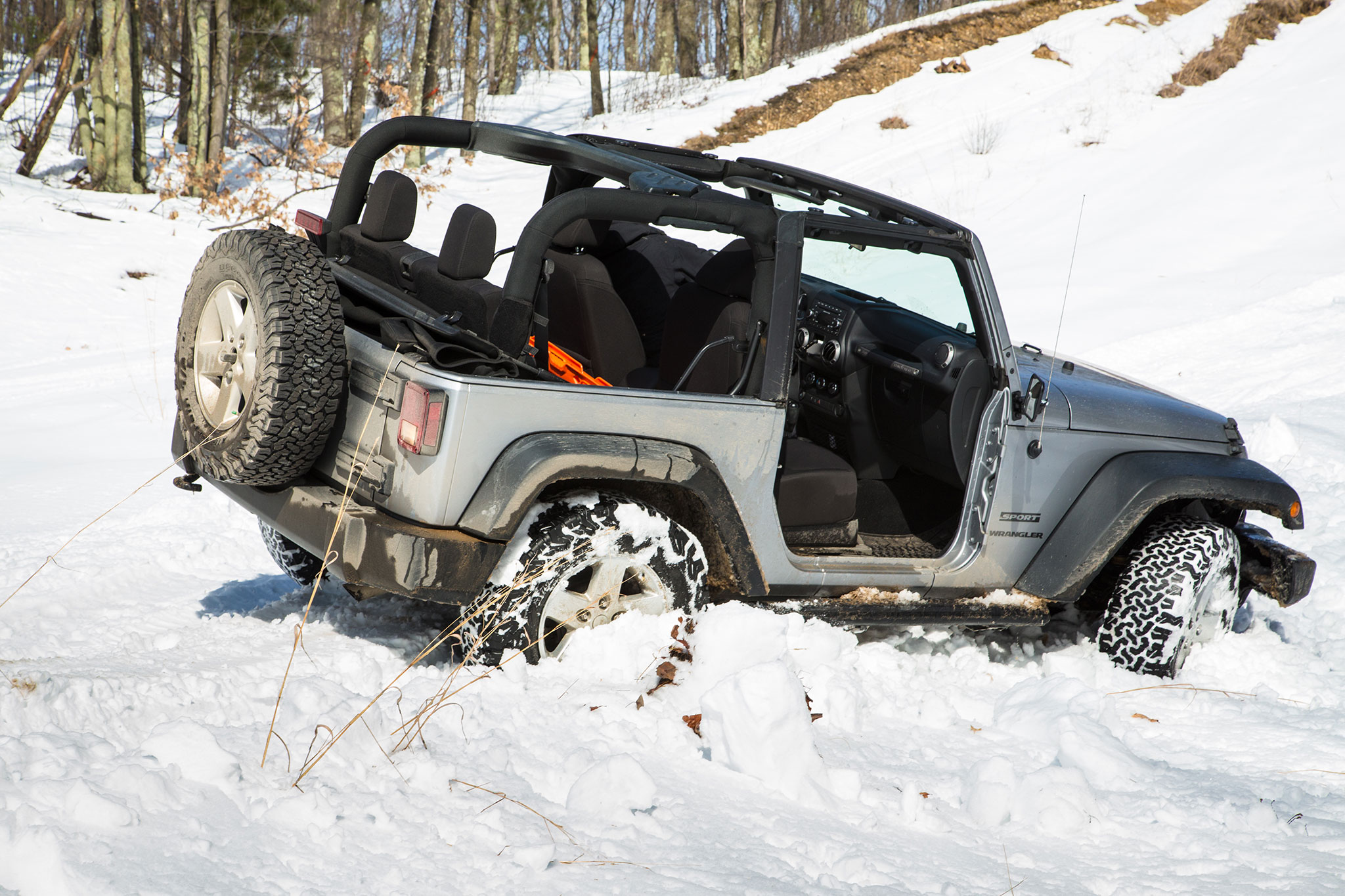 2016 Jeep Wrangler Unlimited Backcountry 4x4 Review