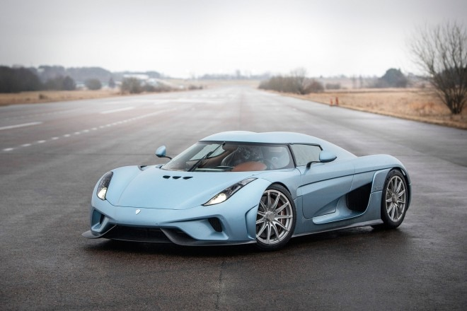 Winter Tires For Sale >> The new king of Sweden: Koenigsegg Regera Review