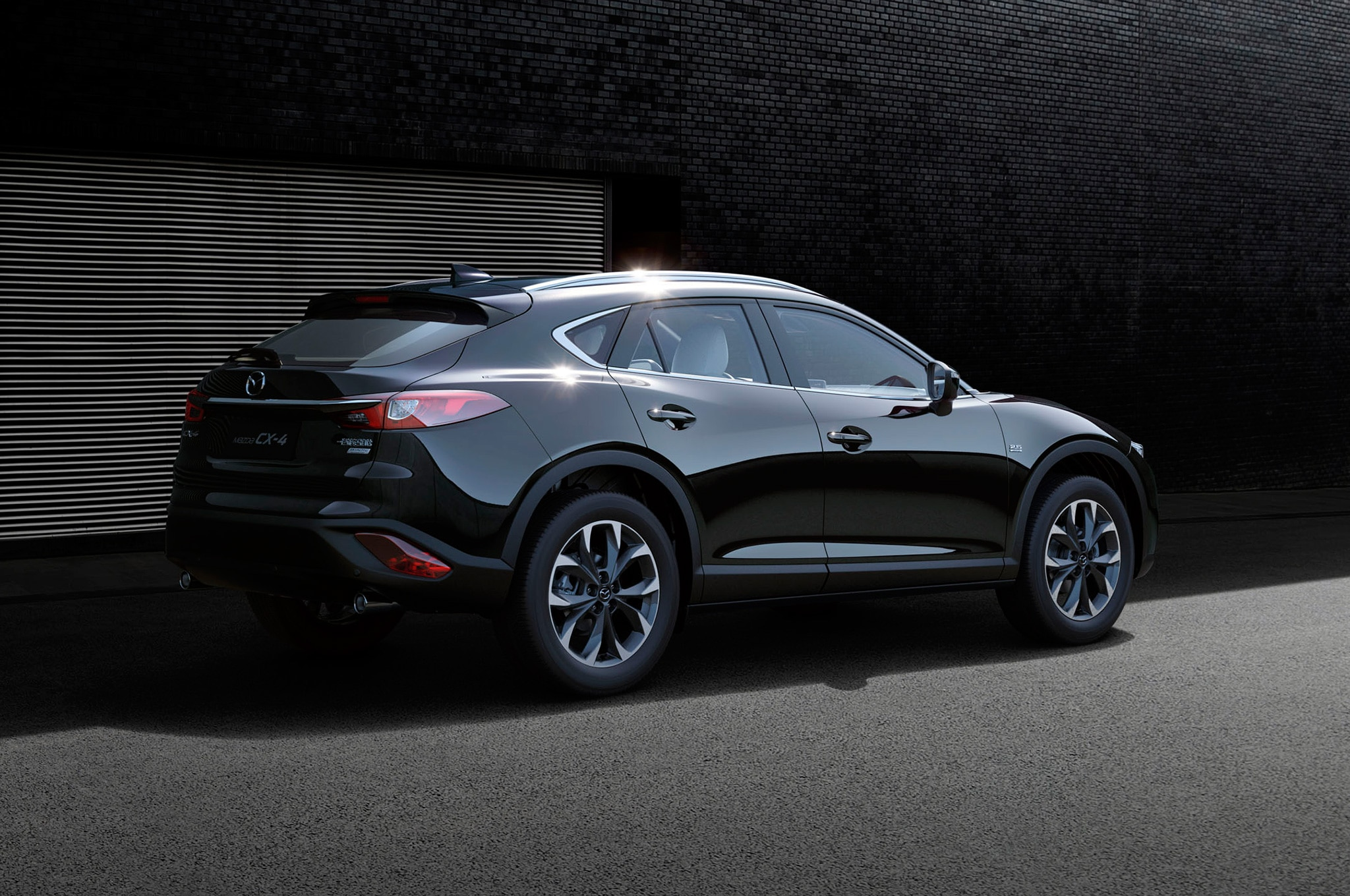 Mazda Cx 4 Crossover Revealed In Beijing Exclusive To China