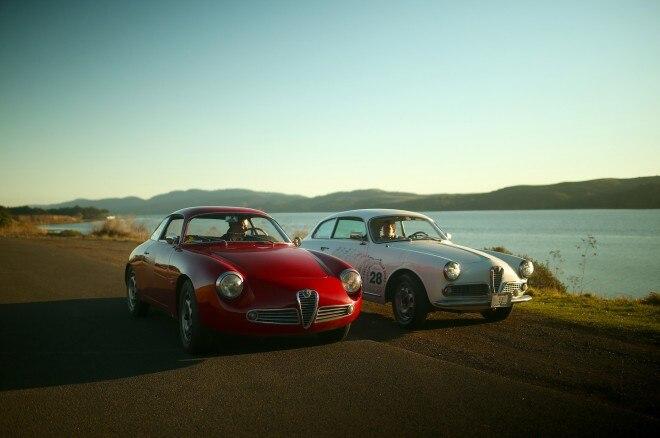 Petrolicious Swig Alfa Romeos 2