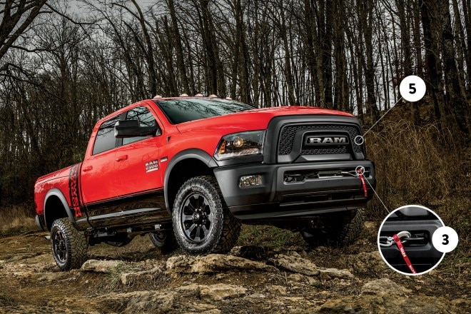 Ram Power Wagon 09