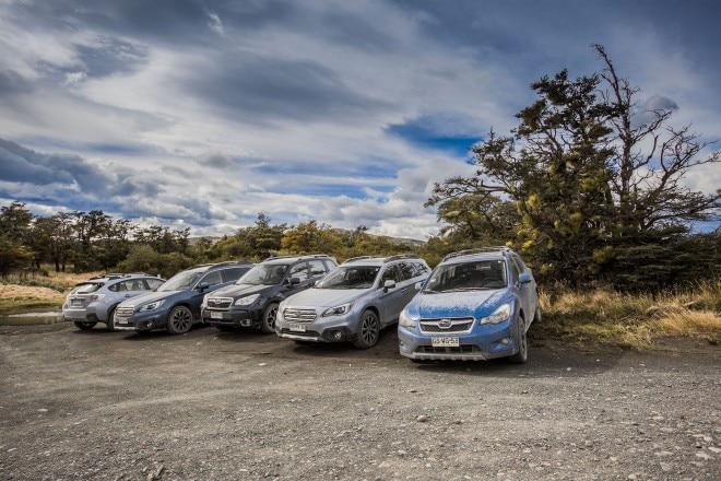 Subaru drive in South America 119