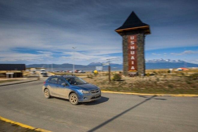 Subaru drive in South America 173