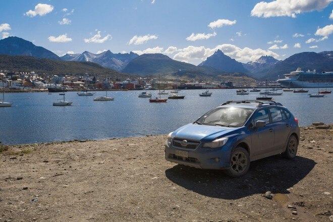 Subaru drive in South America 174