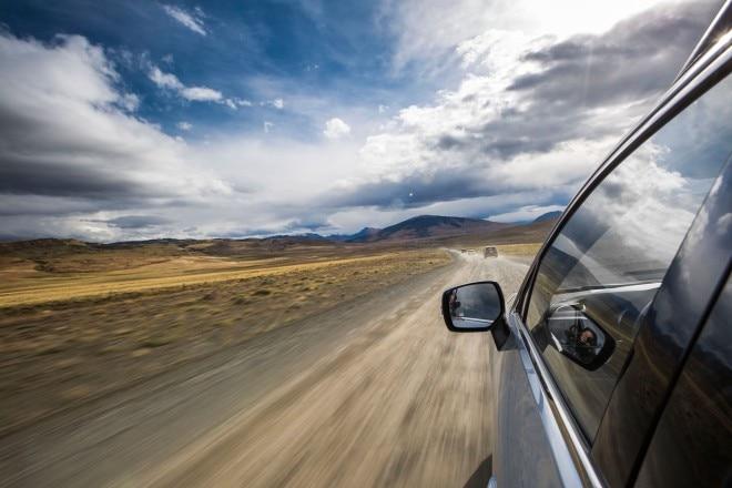 Subaru drive in South America 54