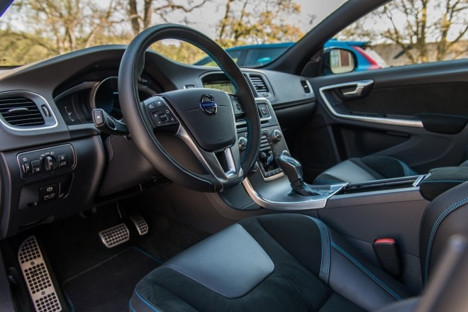 Volvo S60 Polestar interior 02