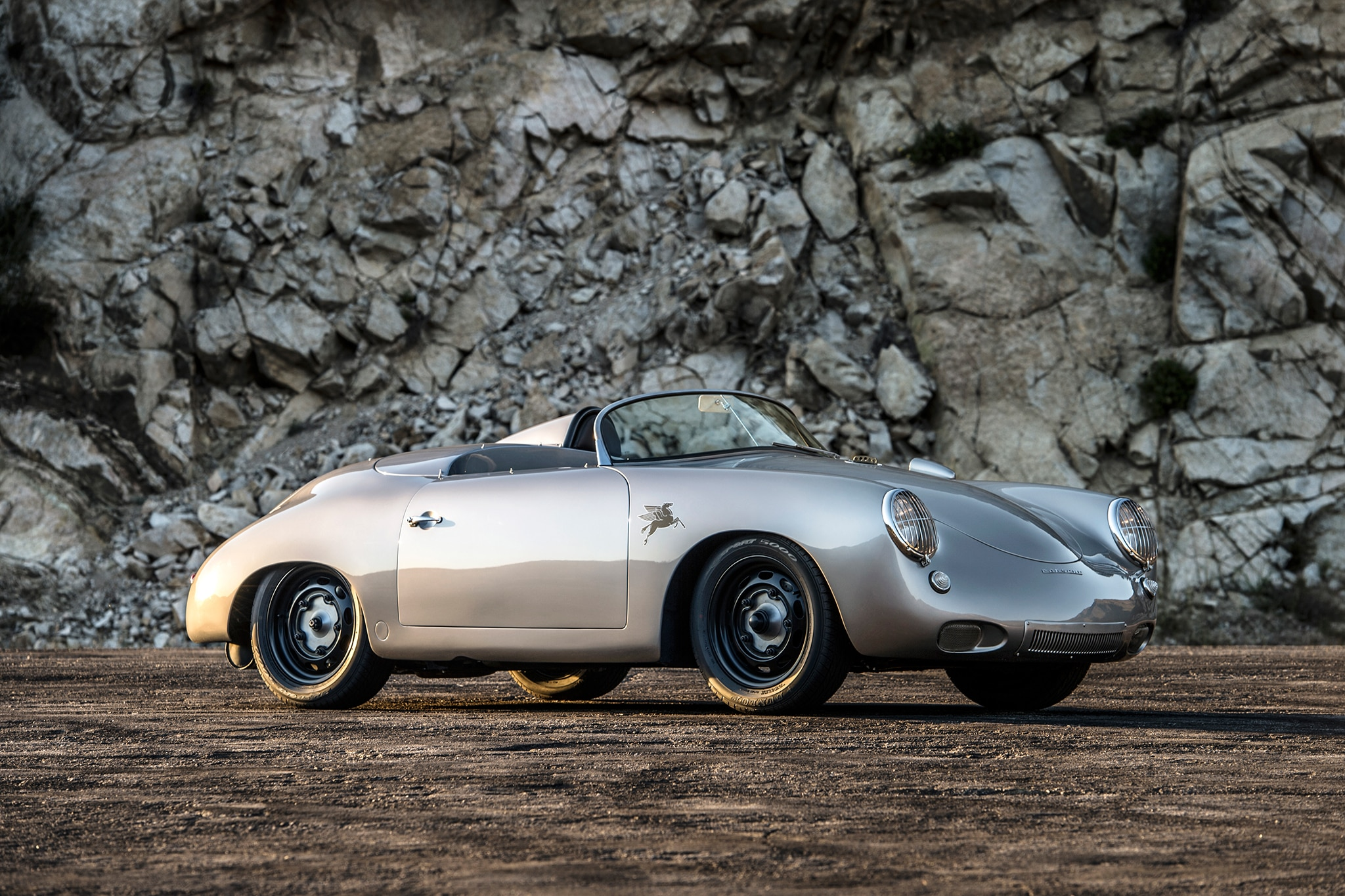 Meet The Remastered Porsche 356 From Emory Motorsports 356a Wiring Diagram Show More