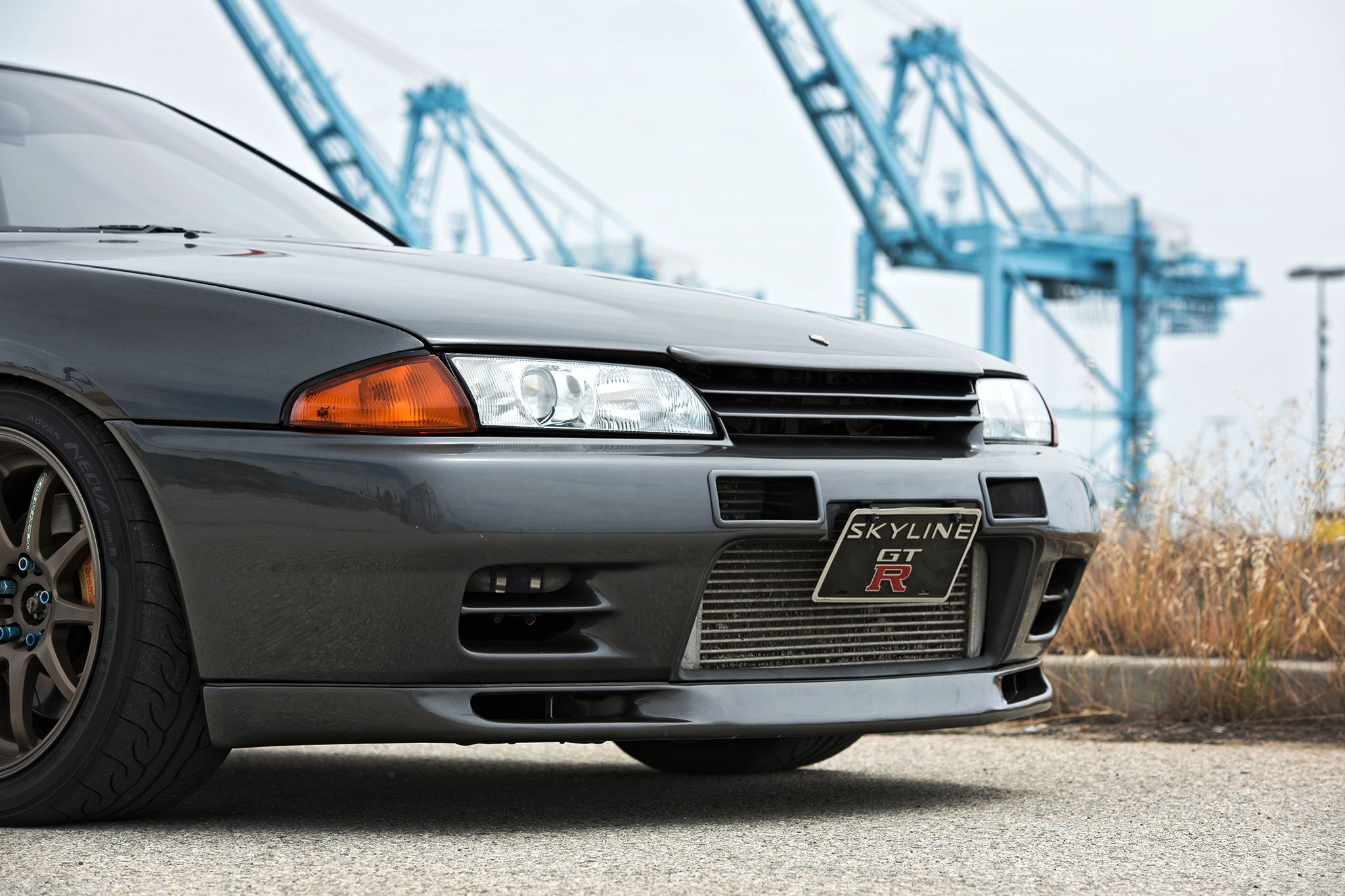 Collectible Classic: 1989-1994 Nissan Skyline GT-R R32