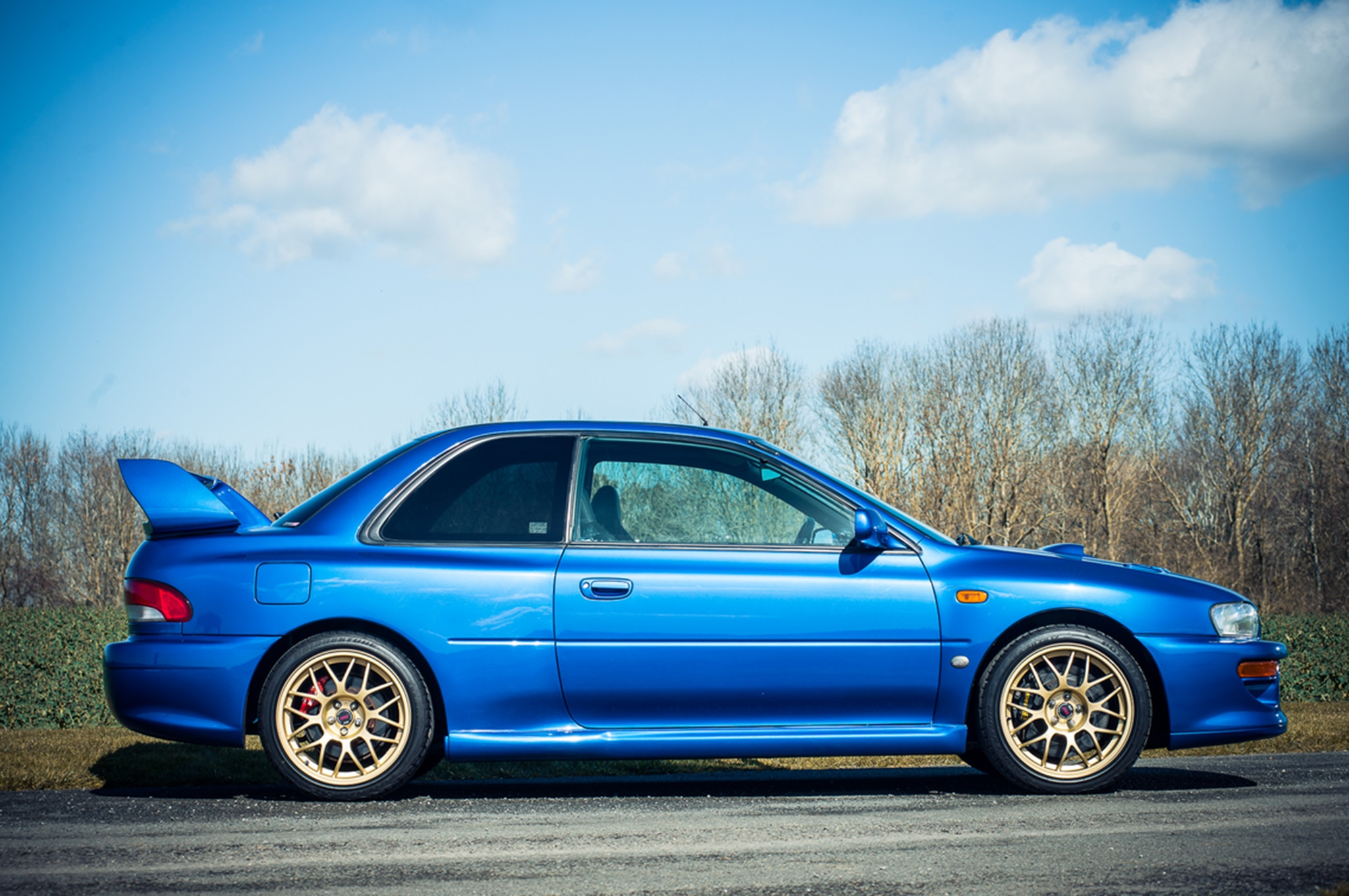Subaru Wrx Sti Impreza 2017 >> Rare 1998 Subaru Impreza STI 22B Heads to Auction | Automobile Magazine