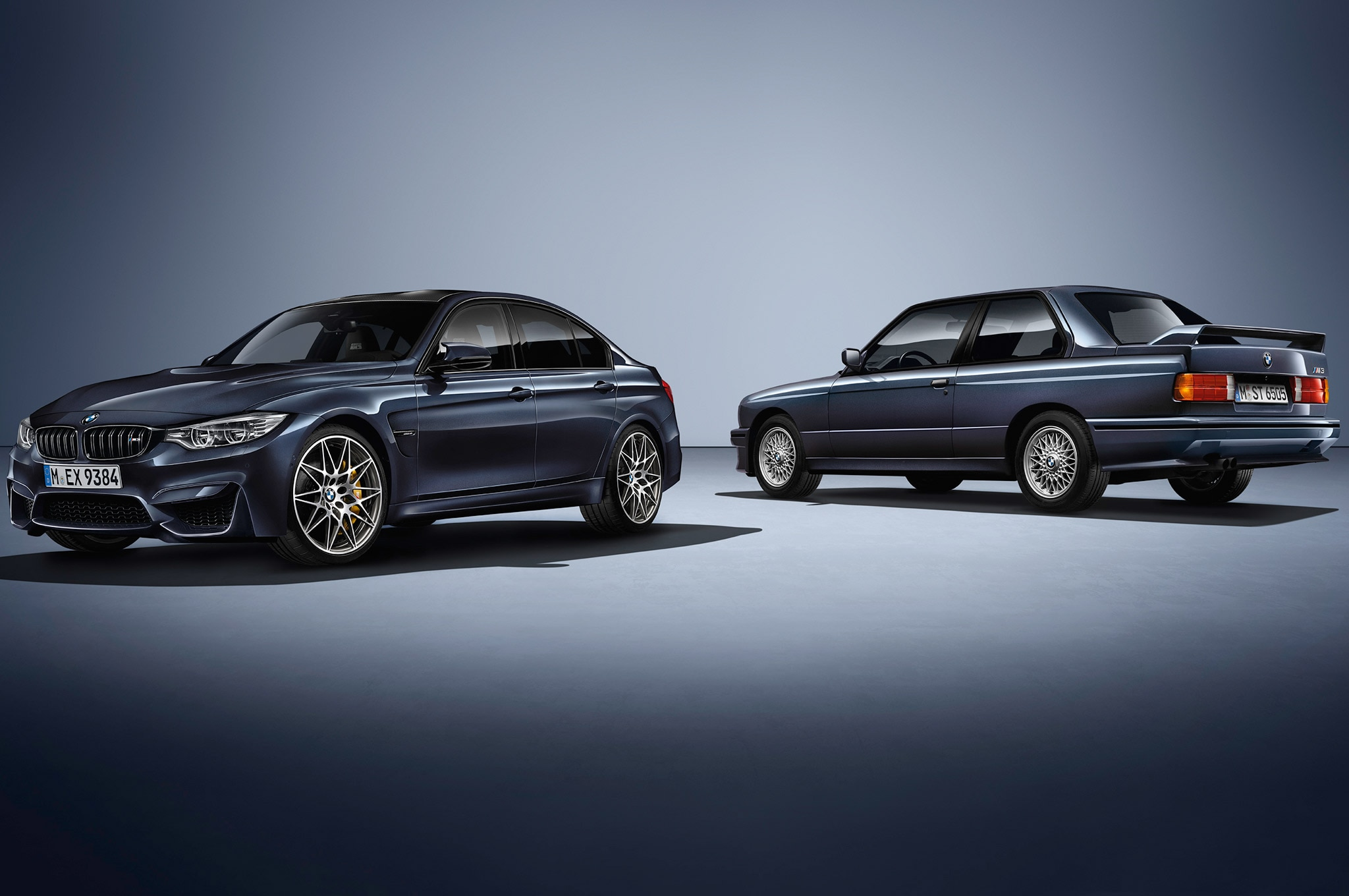 BMW Releases Various Special Edition Models Including Two M3s