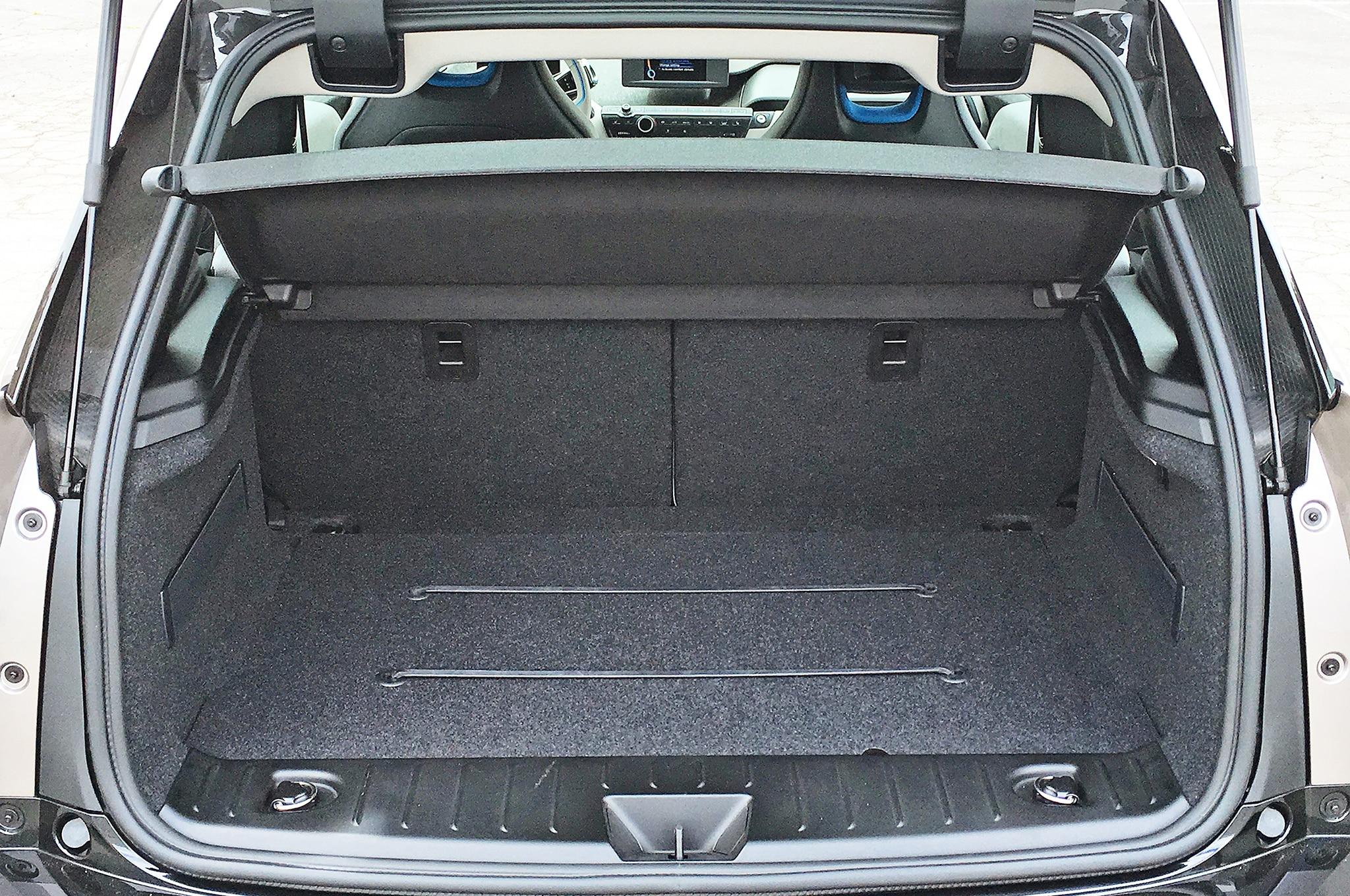 2016 BMW I3 REx Specifications