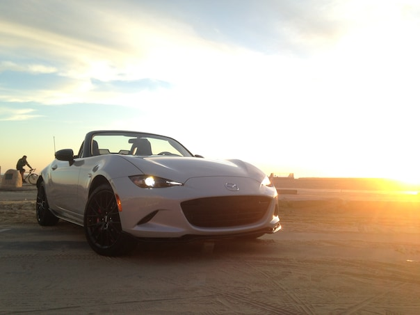 2016 Mazda Miata Four Seasons PCH 2