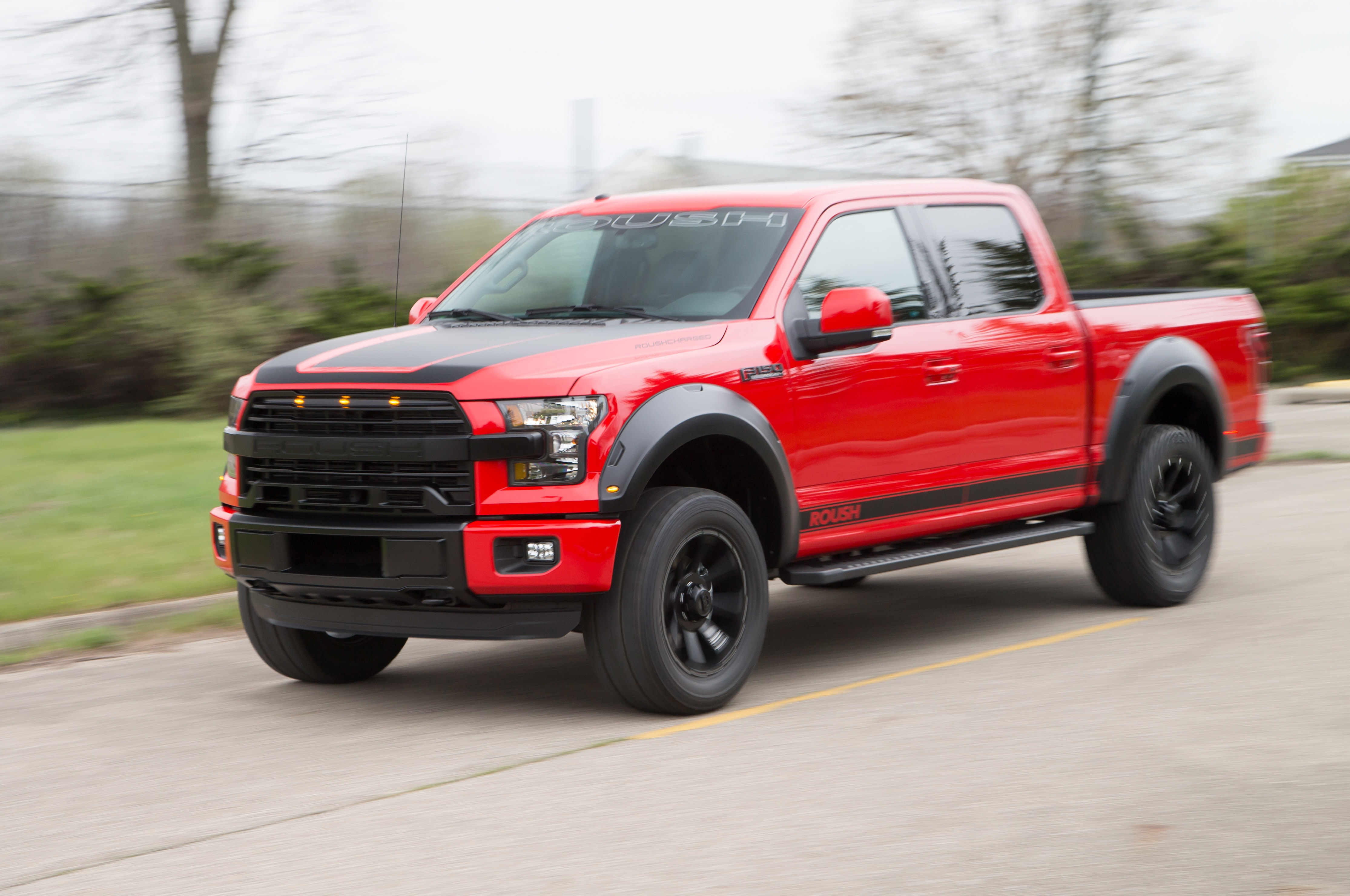2016 Roush Ford F-150 SC Review
