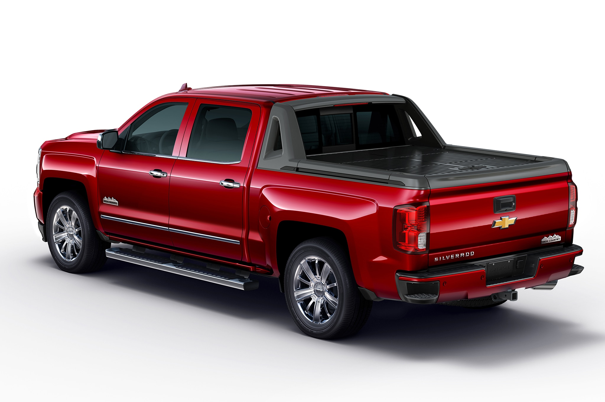 Chevrolet Silverado High Desert Package Arriving this Fall