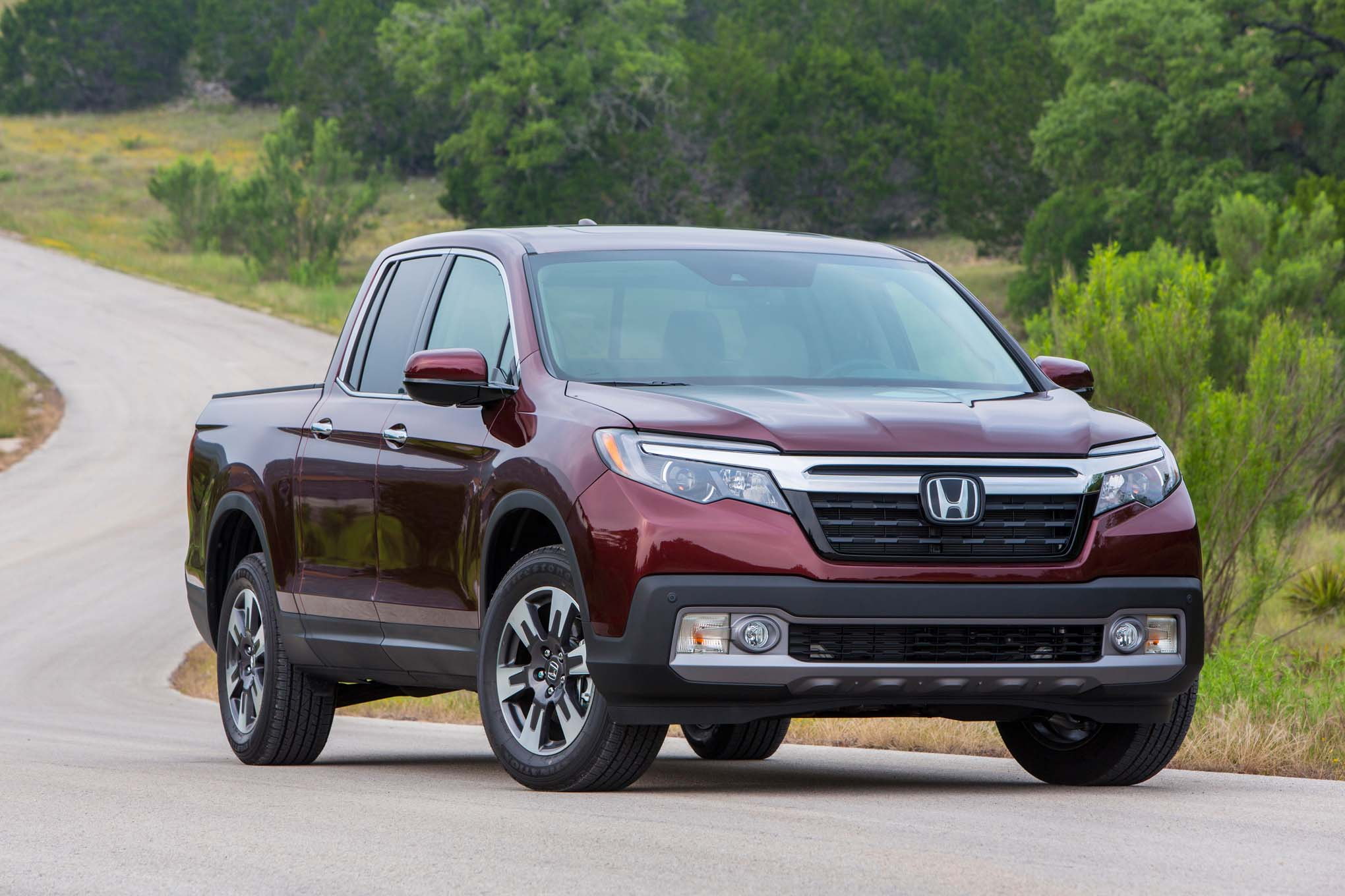 2017 Honda Ridgeline Review