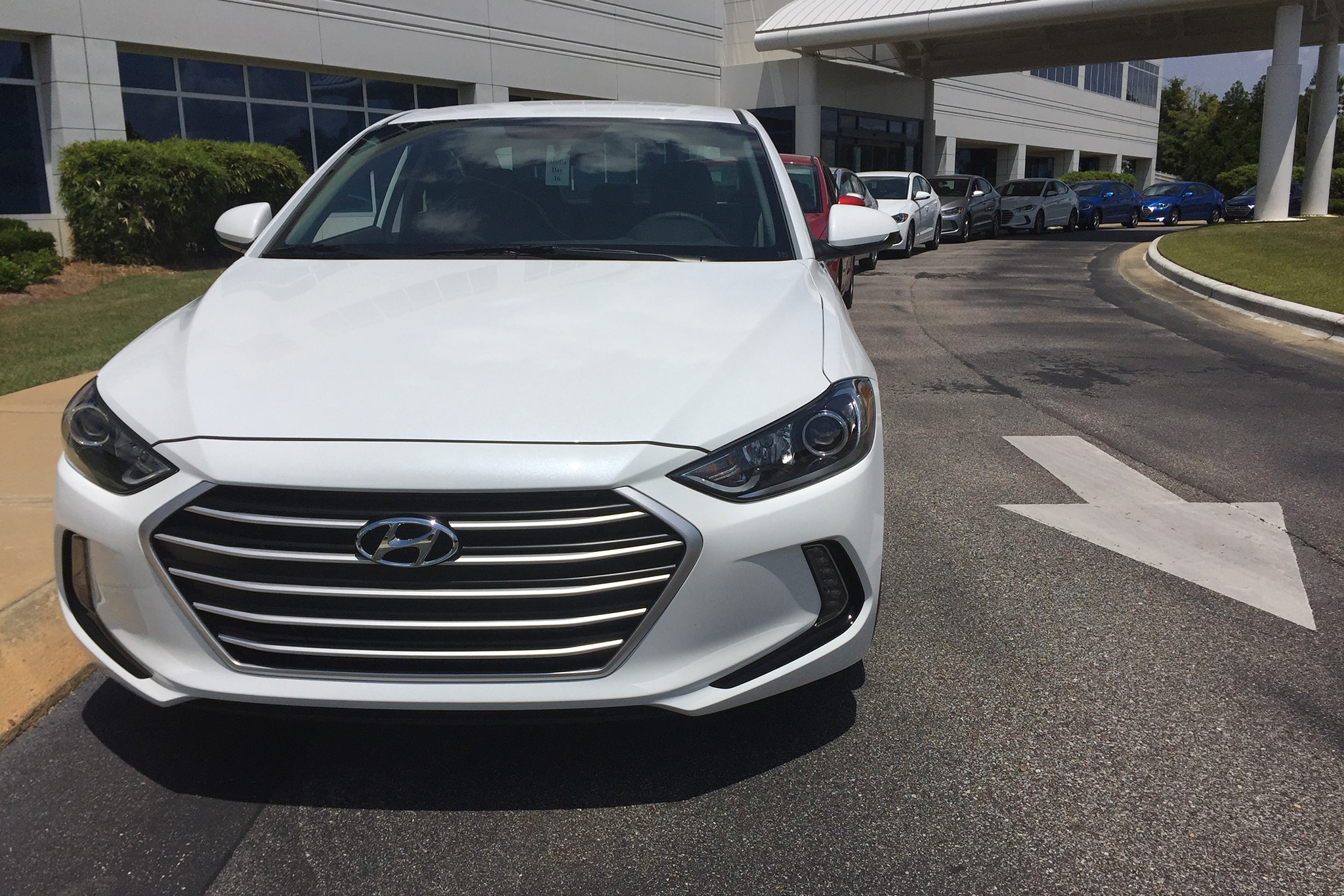 2017 Hyundai Elantra Eco First Drive 39 Adver To Skip 1