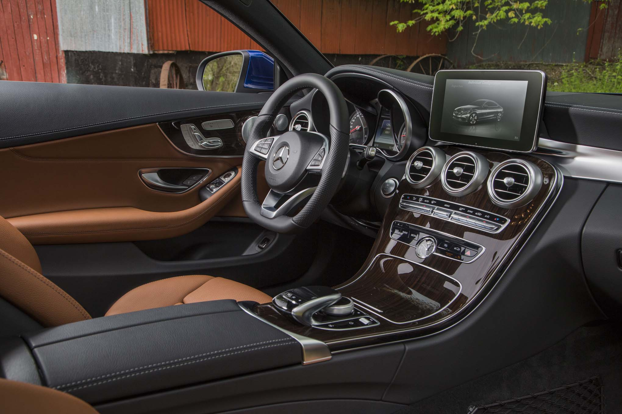 2017 C300 Amg Interior Package