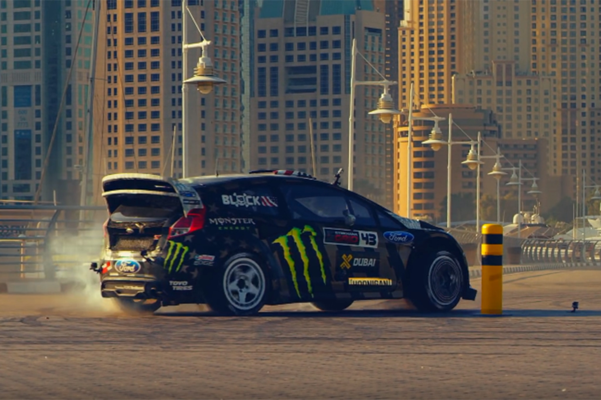 Ken Block S Gymkhana Series Keeps On Ripping