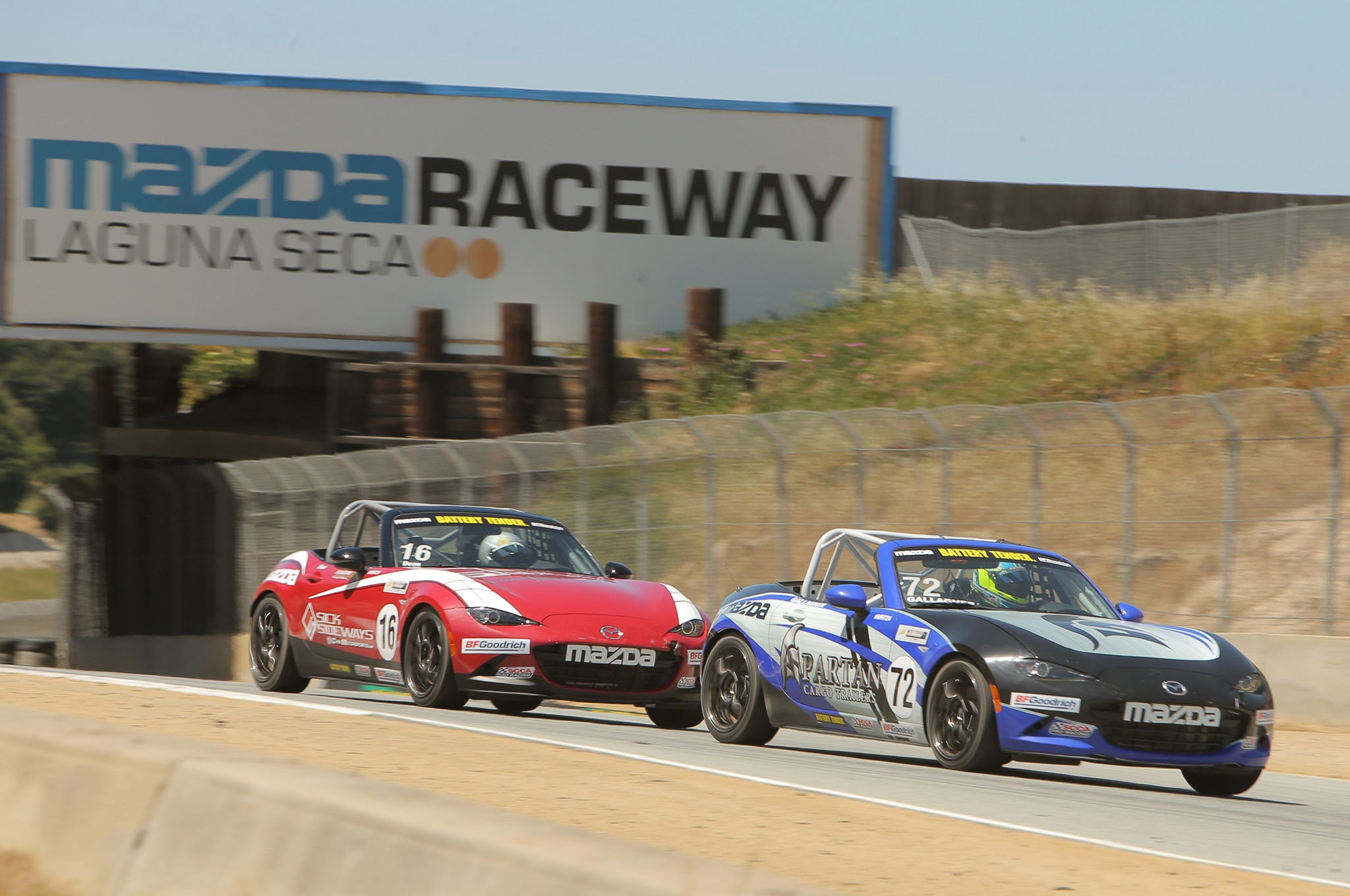 d208b027d1f40 The 36 Coolest Images From Mazda Raceway Laguna Seca