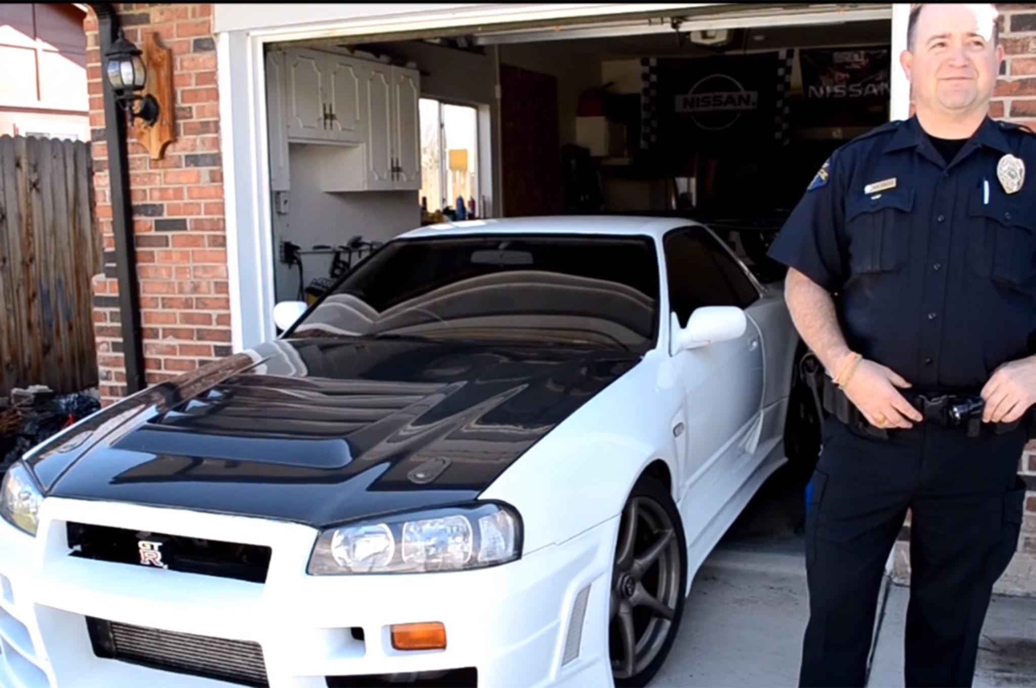 Officer Matt And R32