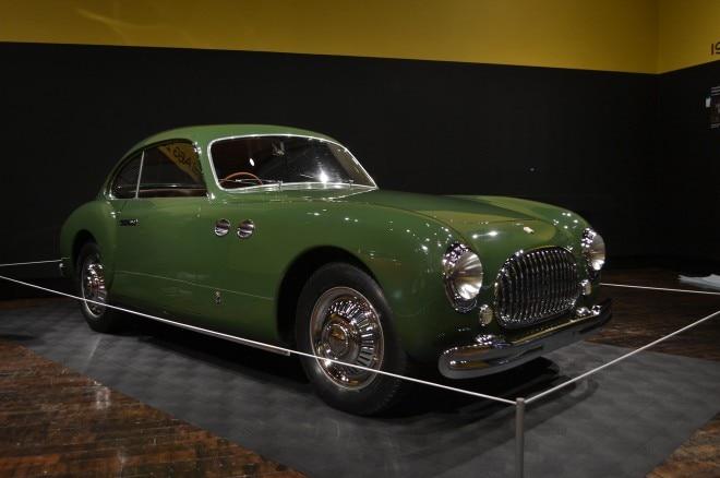 1950 Cisitalia 202 SC Frist