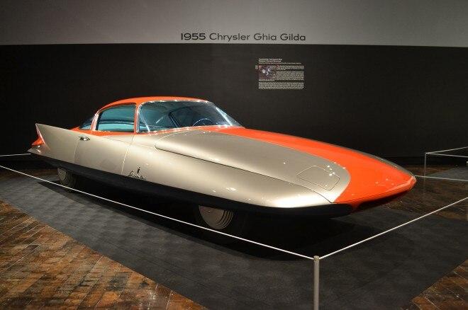 1955 Chrysler Ghia Gilda