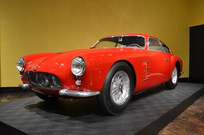 1955 Maserati A6G 2000 Zagato Frist