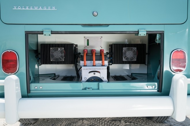 1964 Volkswagen Microbus with Zelectric conversion 02