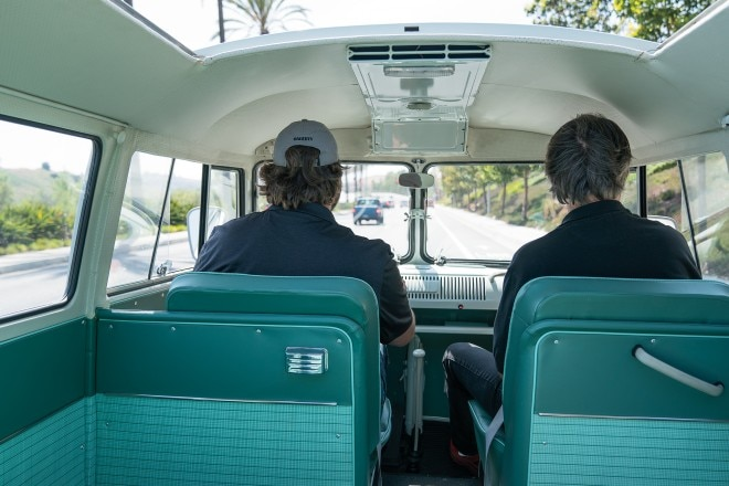 1964 Volkswagen Microbus with Zelectric conversion 11