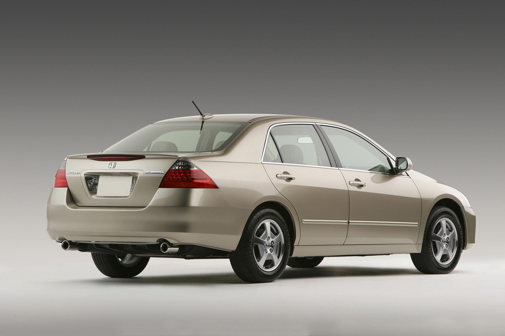2006 Honda Accord Hybrid 7th generation
